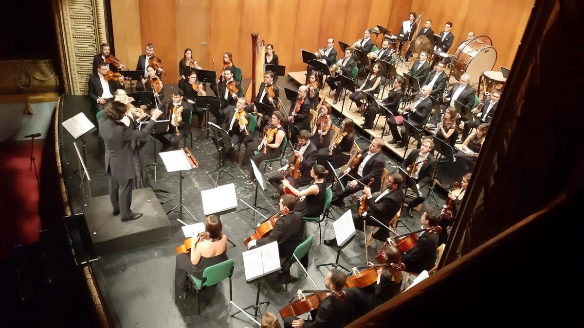 Concierto de la Orquesta Sinfónica Ciudad de Elche.