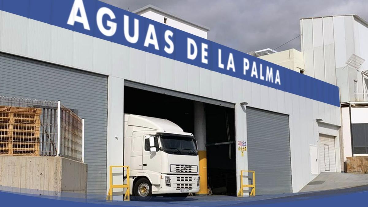 Instalaciones de Aguas de La Palma