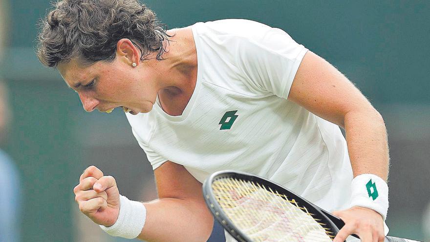 Adiós entrañable para Carla Suárez ante la número uno del mundo en Wimbledon