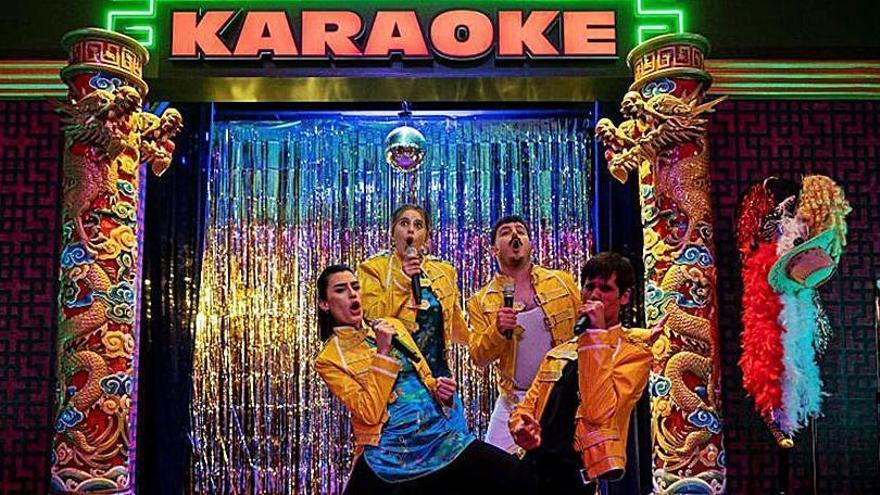 «L'última nit del karaoke» inaugurarà el Serializados Fest