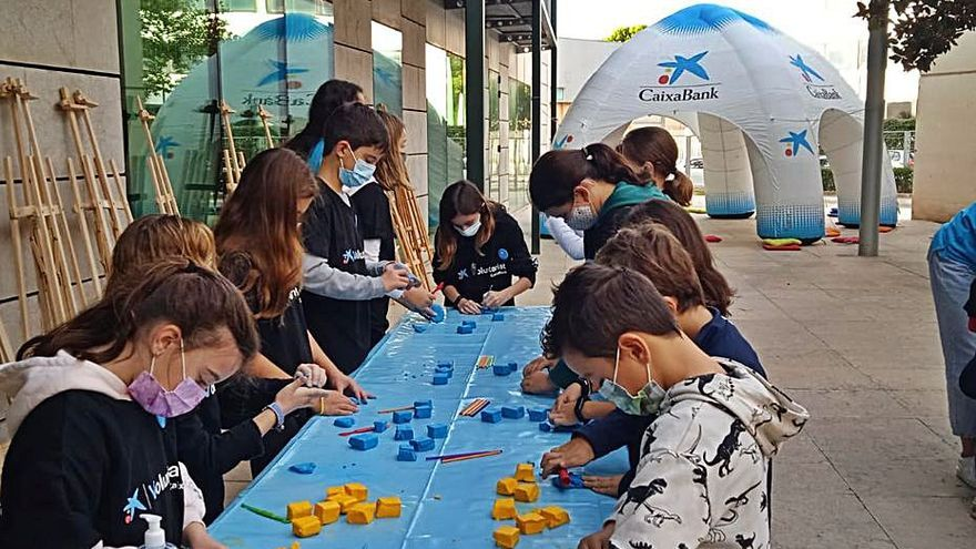 CaixaBank participa en el Día del Voluntario
