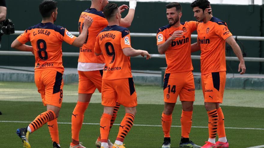 Sigue en directo el Osasuna-Valencia CF
