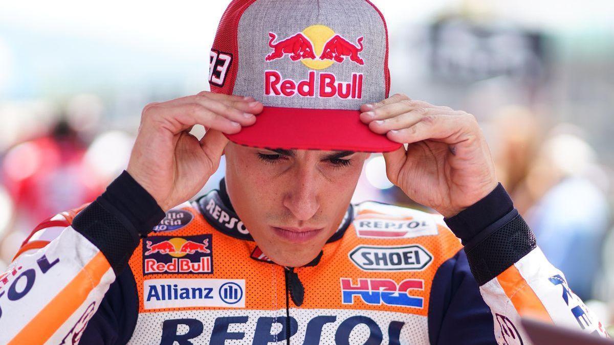 Marc Márquez se perderá los dos primeros GP de Catar
