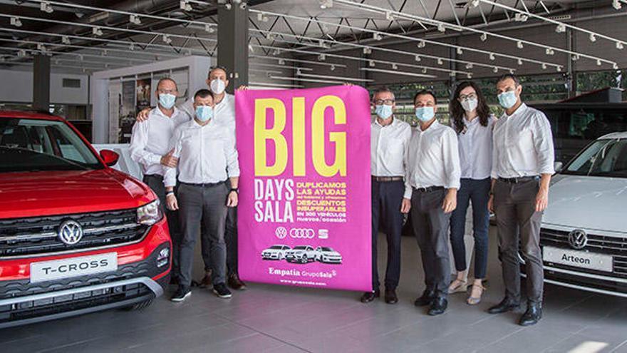 Grupo Sala duplica las ayudas del Gobierno para que compres tu nuevo coche