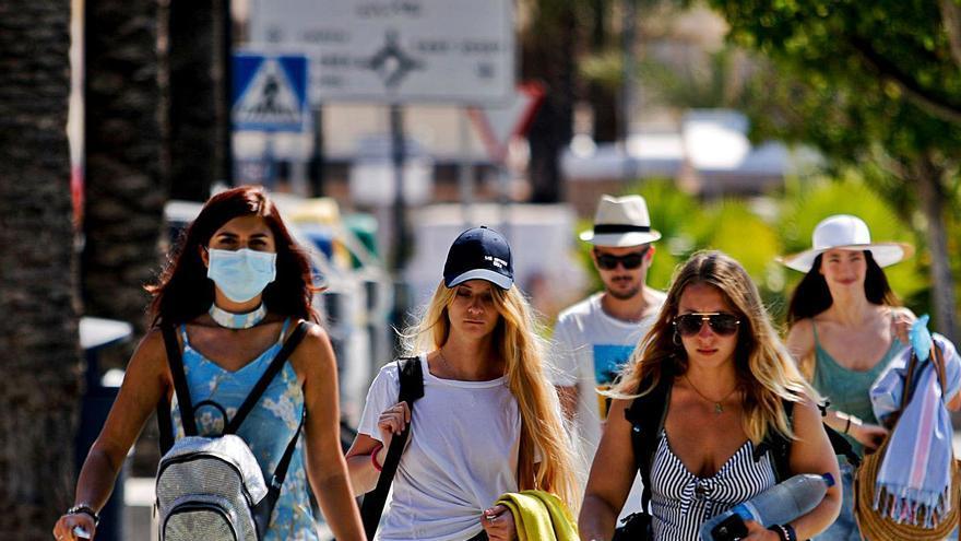 El turismo nacional duplica su presencia en Ibiza y Formentera desde 2019