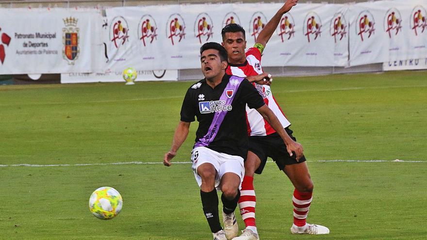 Abel Conejo, refuerzo para la medular del Zamora CF