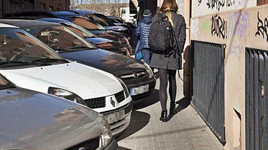 La calle Brahones de Zamora estrenará aceras más anchas