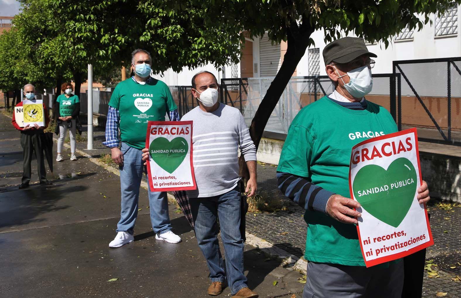 Marcha por la sanidad pública