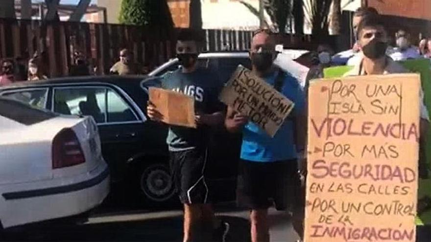 El aumento de la tensión dispara la xenofobia en Gran Canaria
