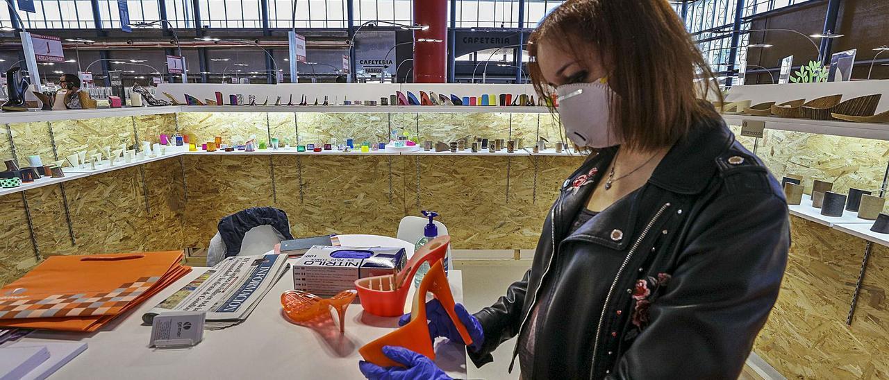 La última feria de los componentes, celebrada en IFA en marzo del año pasado, solo dos días antes del confinamiento.   ANTONIO AMORÓS