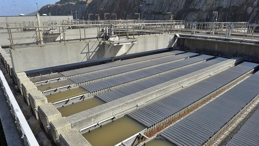 La variante delta gana presencia en las aguas residuales de A Coruña