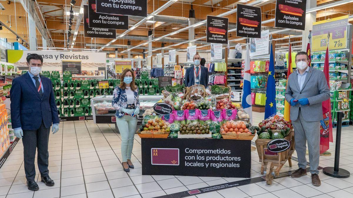 El Ayuntamiento apoya a los productores locales