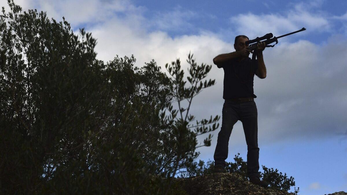 La caza se hunde: las licencias caen un 30% en España desde 2005