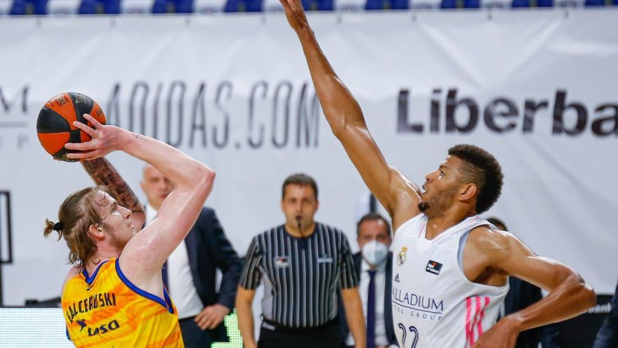 Playoff de la ACB: Real Madrid - Herbalife Gran canaria