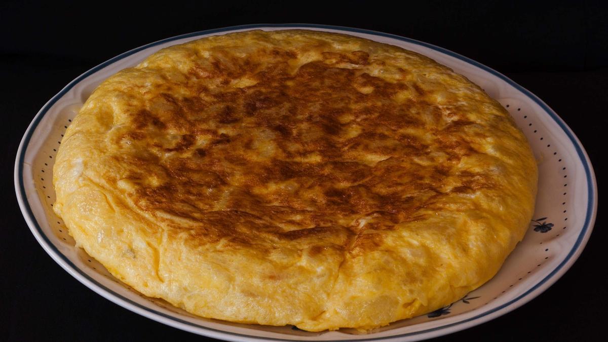 Para David Muñoz la tortilla de patatas debe ir sin cebolla.