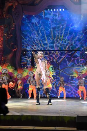 28-02-2020 LAS PALMAS DE GRAN CANARIA. Obertura de la Gala Drag Queen.    28/02/2020   Fotógrafo: Juan Carlos Castro