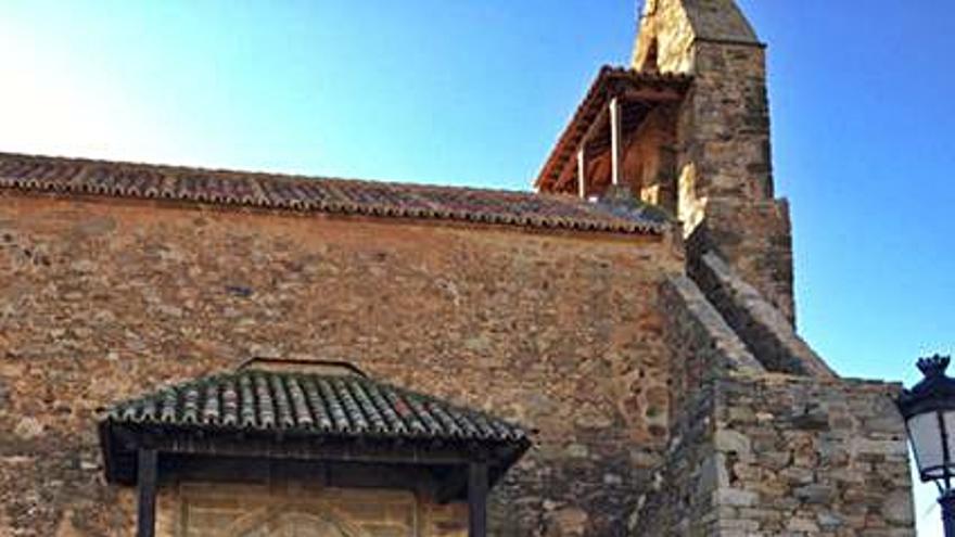 Finalizan las obras de la iglesia de Grijalba