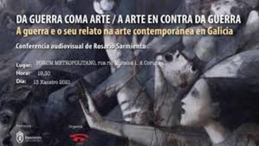 De la guerra como arte, arte contra la guerra