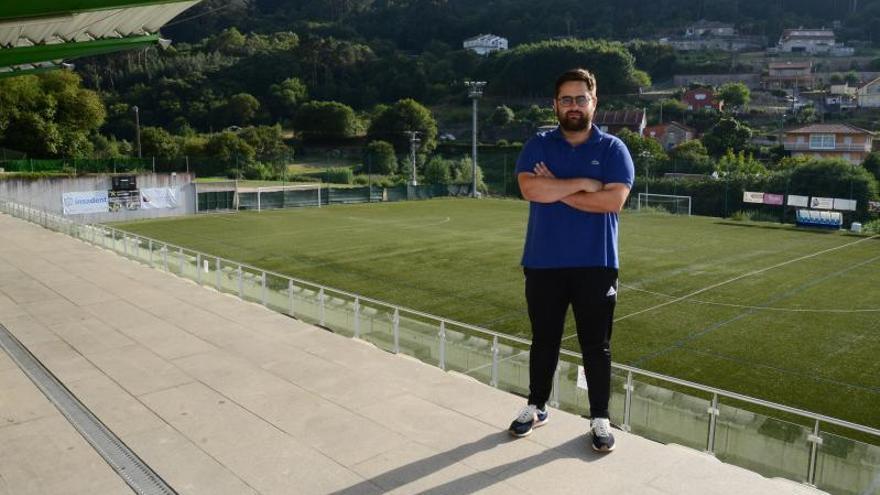 La directiva del Bueu dimite tras un año al frente del club