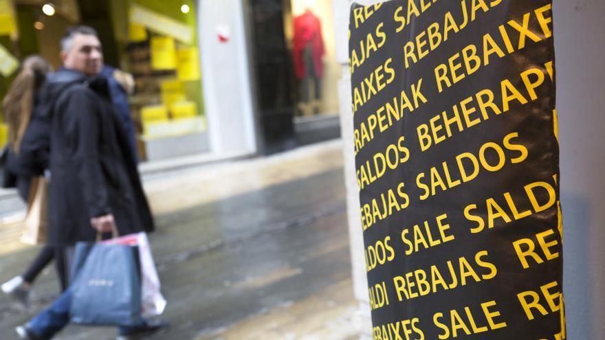 Les rebaixes de gener passen per Figueres amb discreció i menys clients francesos