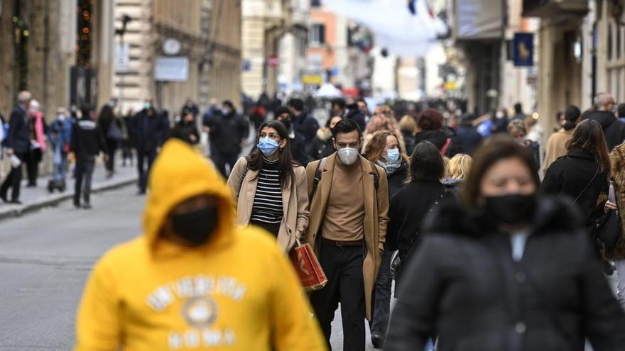 Italia blinda su Navidad para frenar el coronavirus