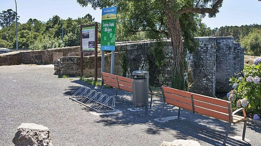 A Estrada trabaja en una mejora integral del puente de Pontevea que costeará la Xunta