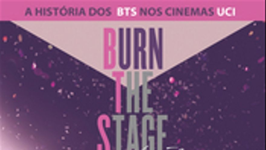 Burn the Stage: La película