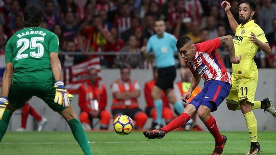El Villarreal visitará el Wanda Metropolitano el domingo 24 de febrero (16.15h)