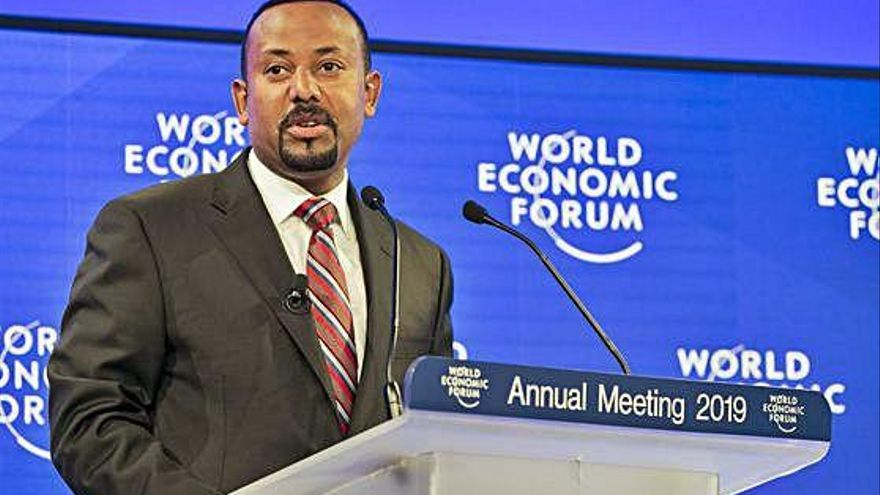 Nobel de la Pau per al president etíop per posar fi al conflicte amb Eritrea