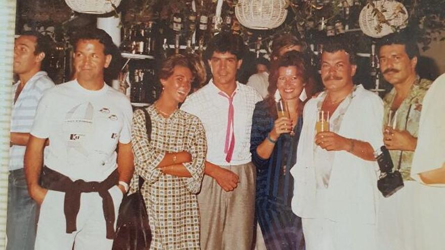 Muere en Madrid Javier Iturrioz, uno de los fundadores de la discoteca KU de Ibiza