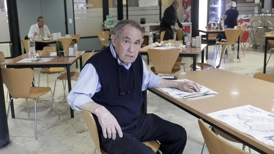 Cort justifica el cierre de la Cantina Flassaders por la necesidad de mejorar el local