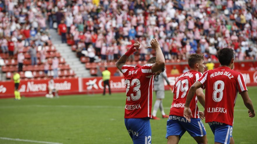 La crónica del triunfo del Sporting ante el Málaga: victoria de orgullo y liderato
