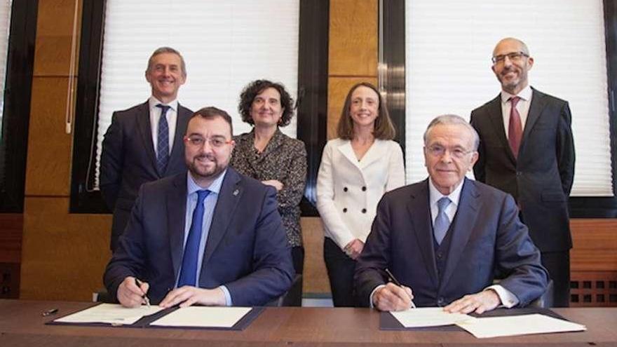 La Caixa destina cuatro millones a obras sociales dirigidas a asturianos en riesgo de exclusión