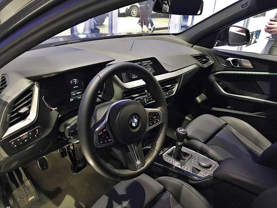 El nuevo BMW Serie 1 supera todas las expectativas