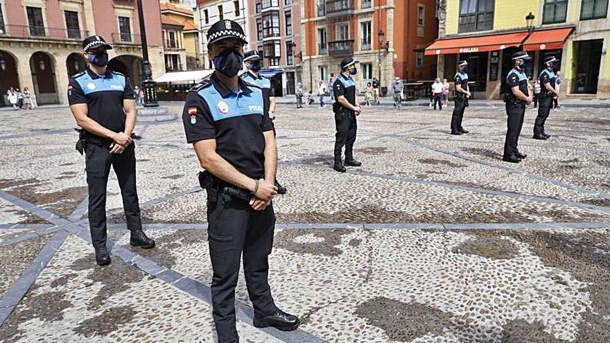 Nuevos agentes en la Policía Local