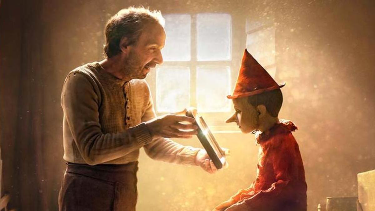 Pinocho, de Matteo Garrone.