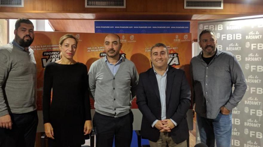 Inca acogerá el Torneo Internacional Hotels Viva