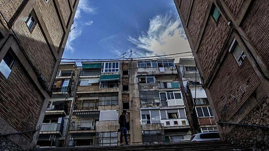 Las denuncias por ocupación de vivienda suben un 70% en la provincia en cinco años