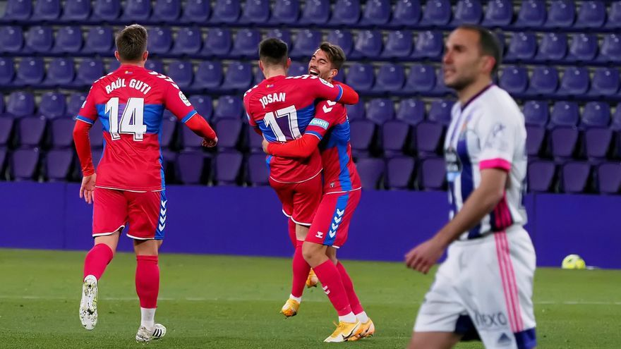 Así te hemos contado el partido entre el Real Valladolid y el Elche CF