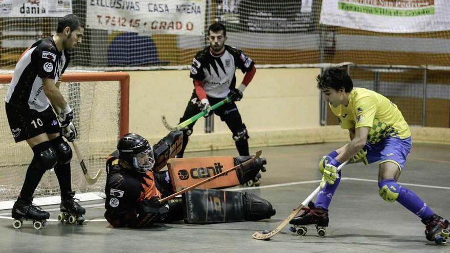 El Asturhockey, gafado
