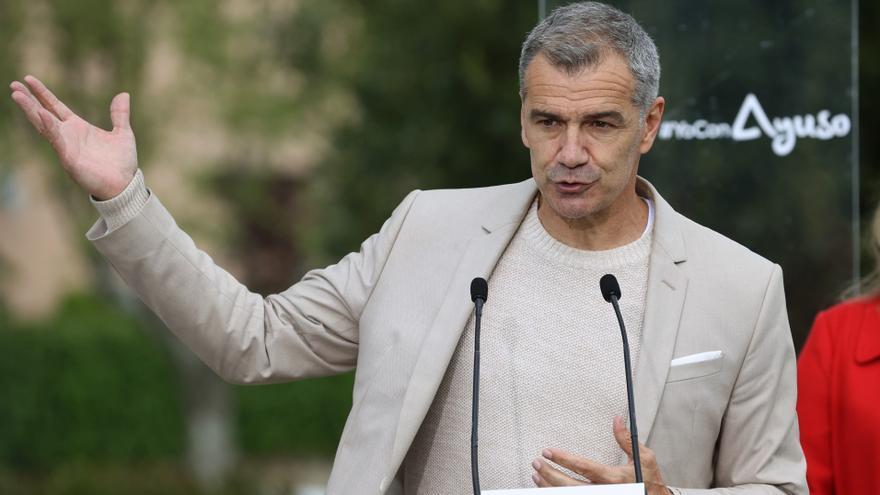 """Toni Cantó defiende su nuevo cargo: """"Esto no es un chiringuito"""""""