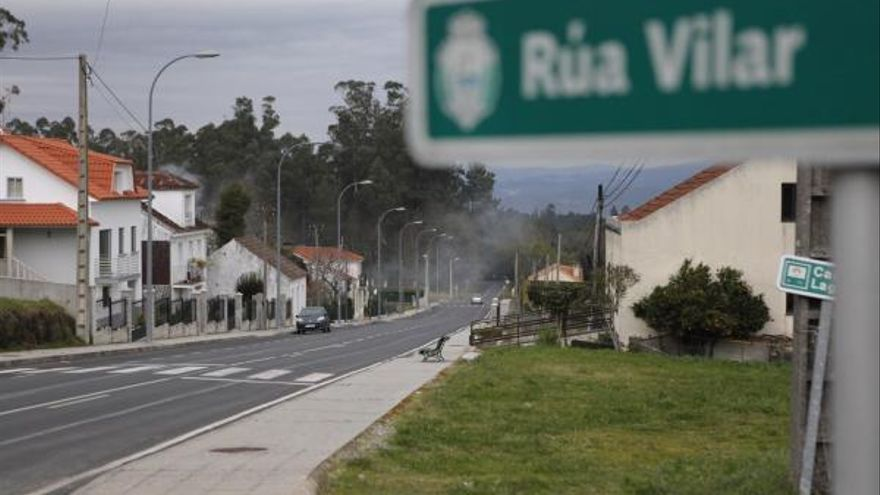 La mitad de Vilar dispone ya de fibra óptica de R gracias a un proyecto financiado con fondos europeos