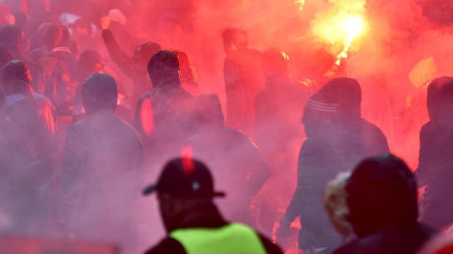 Un expert adverteix de l'auge de baralles concertades entre hooligans a Espanya