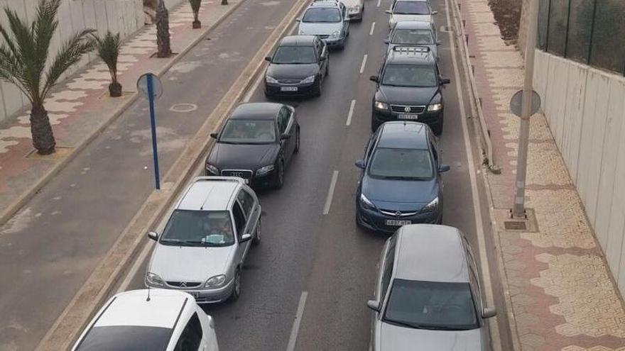 La Manga contará con 296 nuevas plazas de aparcamiento gratuitas