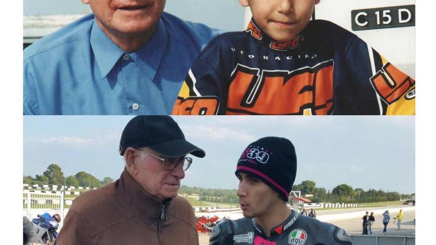 La familia de Luis Salom Horrach publica un cariñoso mensaje sobre el abuelo Antoni