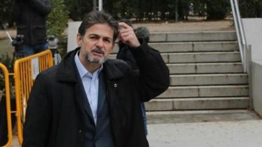 La Fiscalia recorre davant el jutge el règim obert d'Oriol Pujol