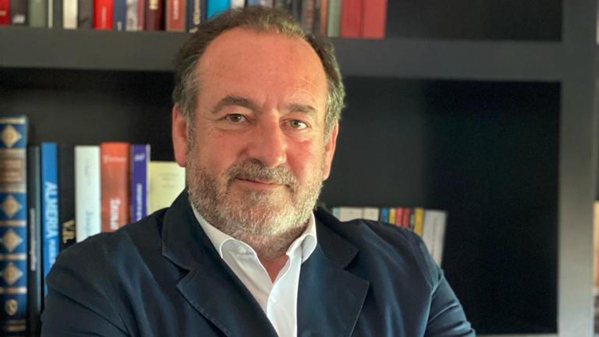 Una fotografía de Felipe de Lucas.