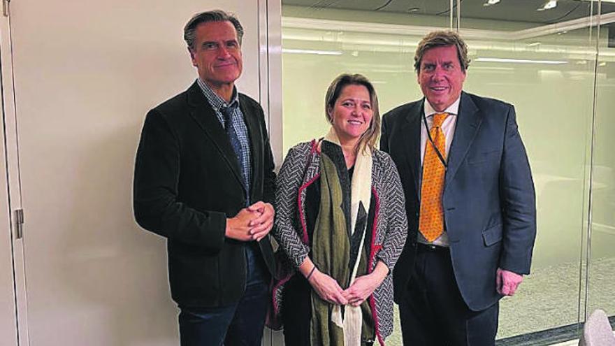 Vanoostende recurre a la experiencia de los eurodiputados canarios