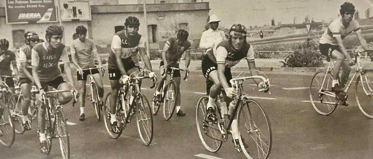 El  ciclismo canario, en la UVI