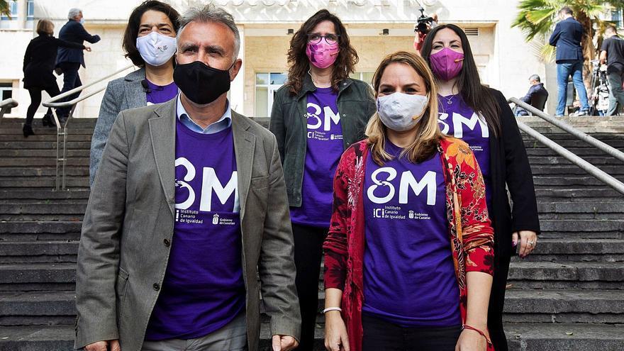 'Más juntas que nunca', incluso ante la creciente desigualdad con la pandemia